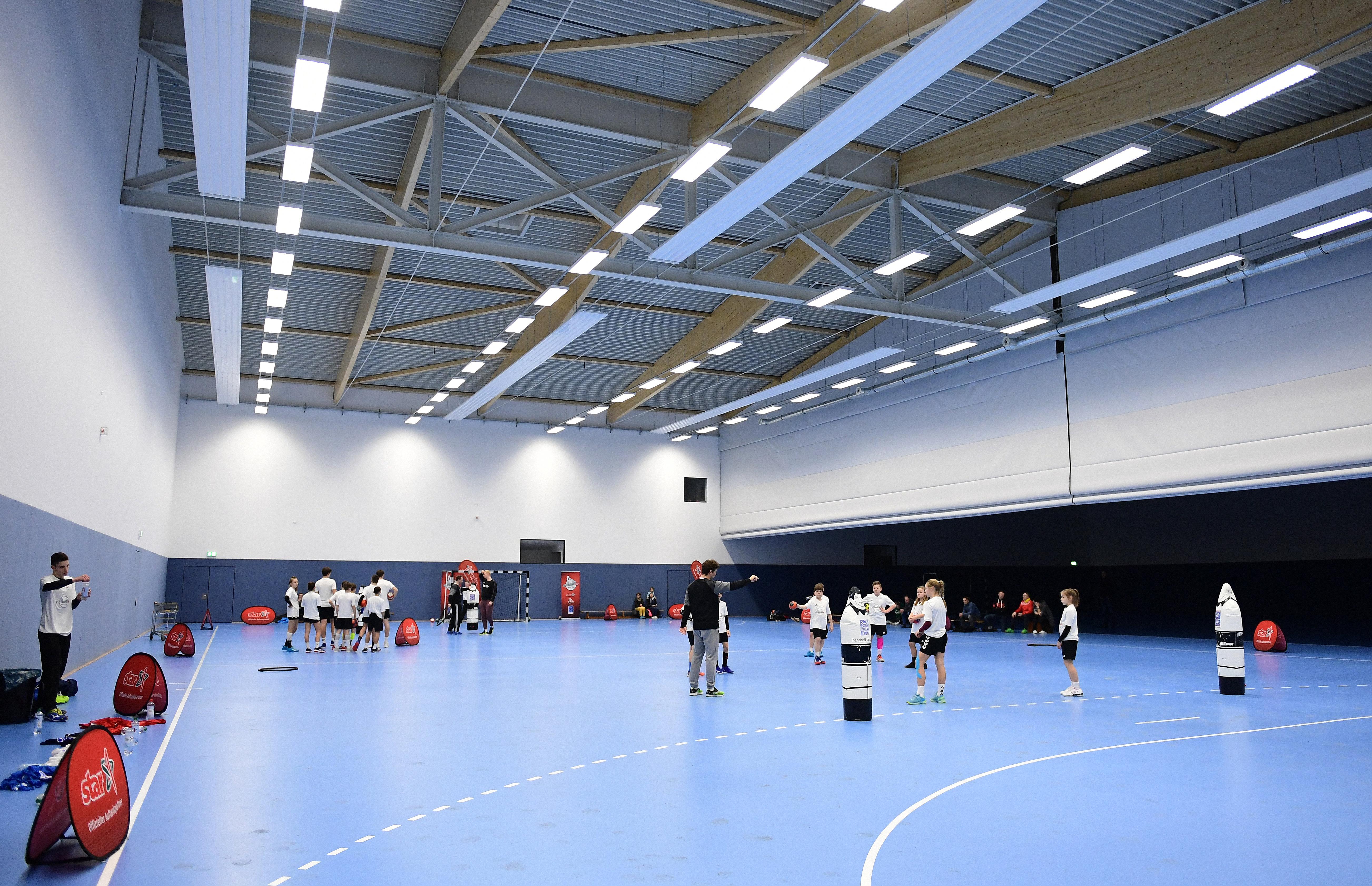 Trainingshalle THW Kiel