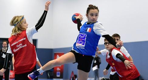Handball Englisch